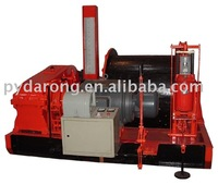 electric mine ore winch lifter