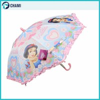 Hot selling cheap new production advertising cartoon pictures kids umbrella