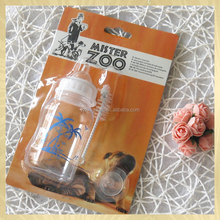 dog pet nursing bottle pet drinking bottle set