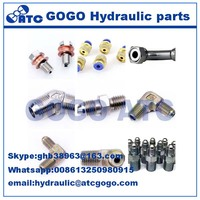 High Performance Pneumatic Fittings,pipe coupling for gas ,Brass Fittings For Hydraulic Fluid