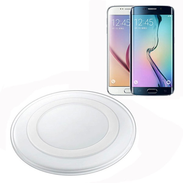 2016 rock-bottom price Round UFO Qi Wireless charger for Samsung wireless phone charger