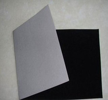 0.15mm-1.5mm Thickness Thermoformed flocked plastic clear recycled pvc sheet