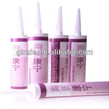china manufacturer mildew resistant polycarbonate glue for hard plastic silicone sealant