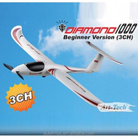 RC airplane power hang glider Diamond 1000 Glider
