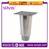 6 inch tapered equipment legs for rotisserie chicken gas oven