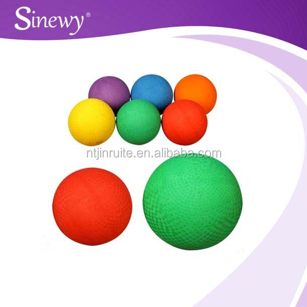 Sport Ball Playground Balls Rubber Ball