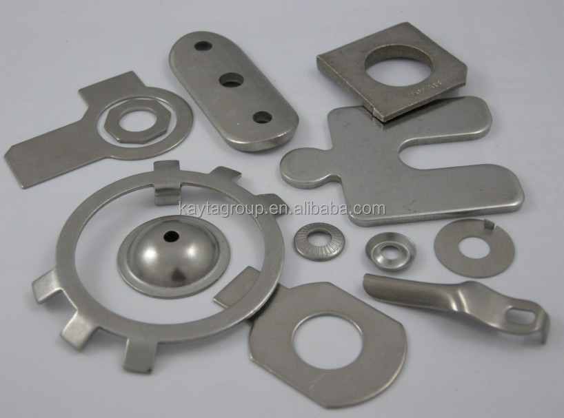 High quality sheet metal processing