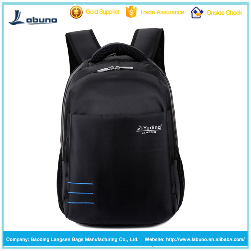 Factory directly sale targus waterproof strong slim laptop backpack