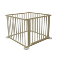 4 Sided Wooden Baby Playpen, Room Dividers