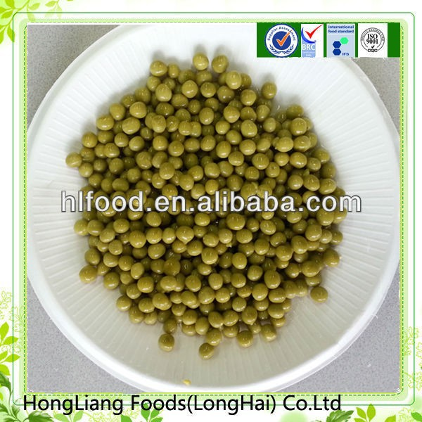 Fast delivery taste crispy green peas dried whole