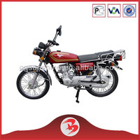 Classic Model CG125 Motorcycle SX100-7 Gas/Diesel Street Bike Hot Selling Model