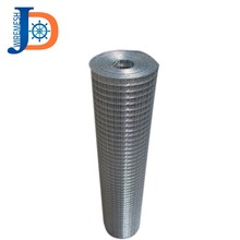 20 year's factory supply 1x1 inch hot galvanized welded wire mesh