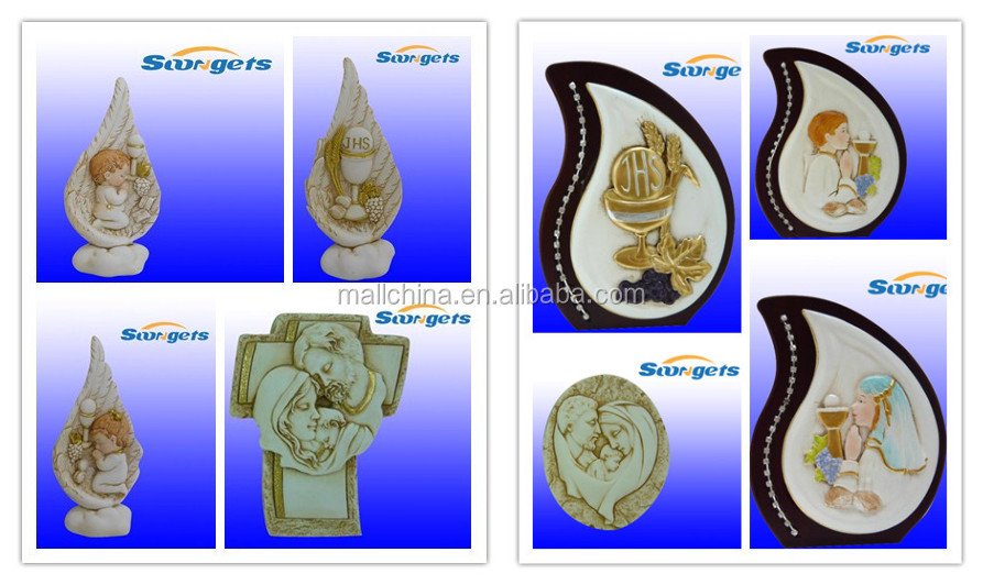Polyresin Religion First Communion Gifts