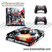 2015 new factory price for sony playstation 4 console controller skin sticker cover for PS4 vinyl skins sticker