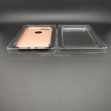 Custom Thermoforming Mobile Phone Case Tray Blister Clamshell Packaging