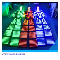 led lighting jacket/clothing/wear,LED Light dance Performance Costumes
