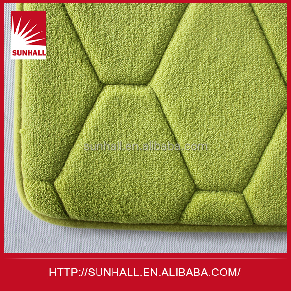 2015 Hot selling custom bath mat material