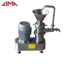 Stainless steel 304 industrial peanut almond butter machine price