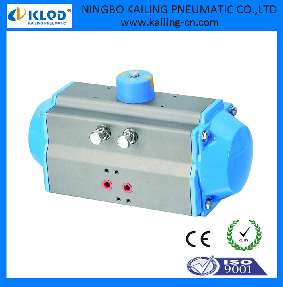 AT series pneumatic rotary actuator