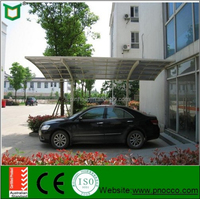 Finished Surface Finishing And Aluminum Frame Material Aluminum Carports