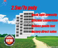 new product solar panel 4w 9v poly solar panels cheap solar panel china