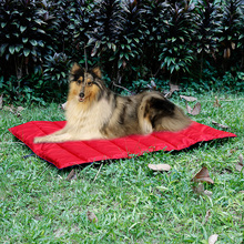 Outdoor Travel Pet Dog Bed Mattress Cushion Waterproof Dog Mat
