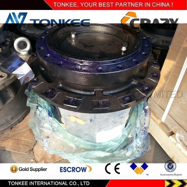 original new/used final drive gearbox 325C, travel motor gearbox 325D for excavator parts