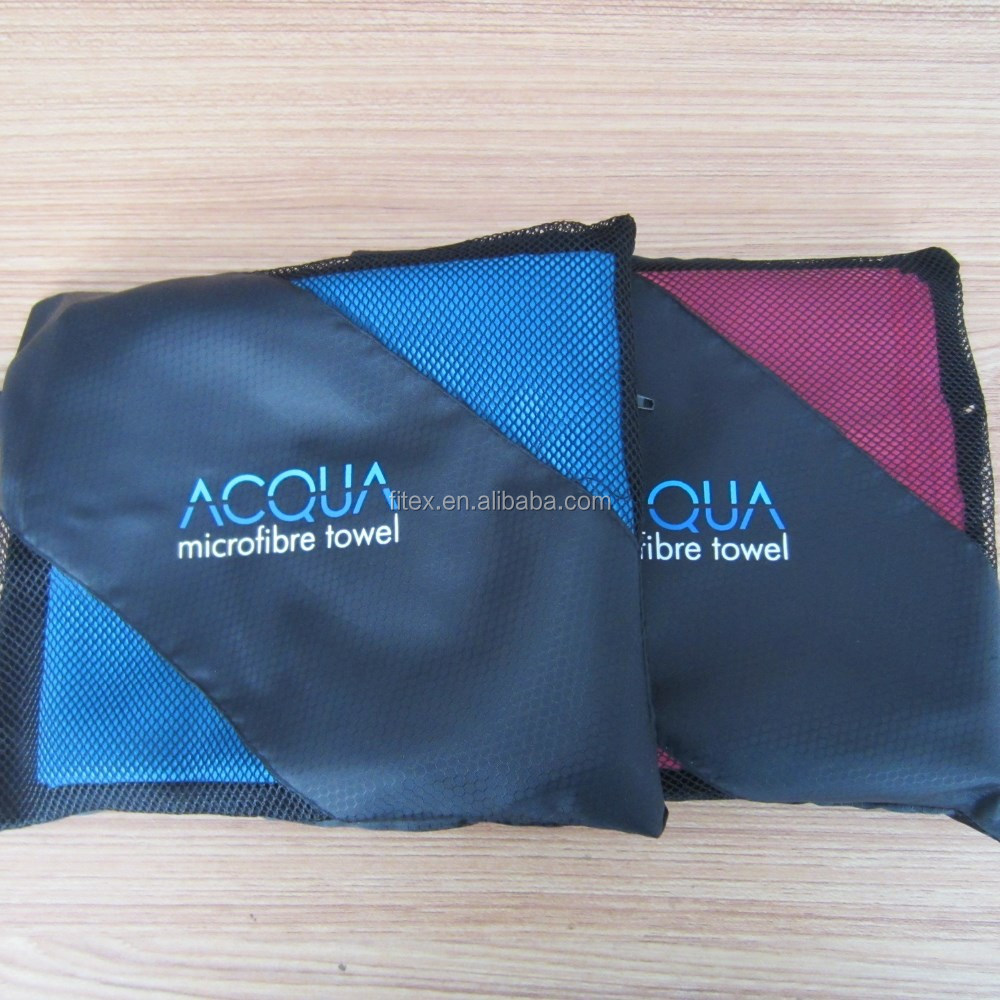 Microfiber Suede Towels/ sports/ travelling/ body towel