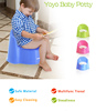 best selling product 2016 wholesale china plastic potty for baby