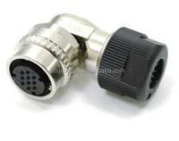 Right angle plug CM10-AP10S-S(D6) cables and connectors
