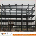 Prefabricated Multi-Storey Steel Buildings, Light steel building