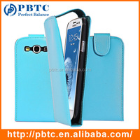Set Screen Protector Stylus And Case , Sky Blue Back Cover Case For Samsung I9300