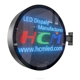 Nationstar P6 Round Outdoor Double-sided Full Color LED Screen Round LED Sign Screen/ Electric Led Display