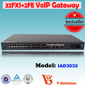 32FXS VoIP Gateway Support SIP Protocol for Smart Office Call System