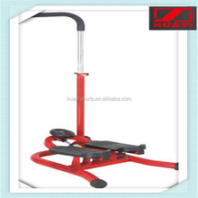 Twister Exercise Leg Stepper With Gym Equipment Balance Stepper