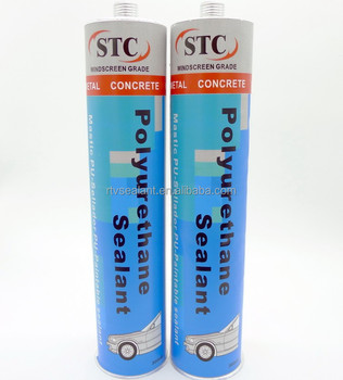 One Component Windscreen Polyurethane Sealant