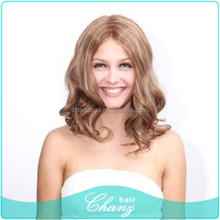 Alibaba Nice Design Top Quality Virgin European Hair for White Women Wig