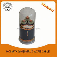 120kv high voltage cable/wire, telfon UL