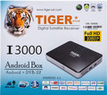 Tiger I3000 Digital Satellite Receiver Full HD 1080P I3000 Android Box Android+ DVB-S2 Android 4.2