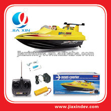 newest mini wireless remote toy boat