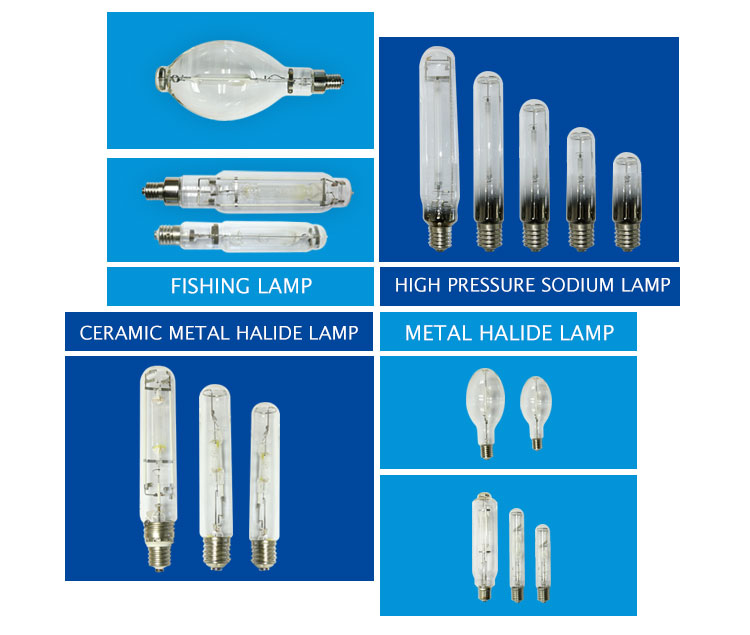 Hot selling 1000w Metal Halide Lamp
