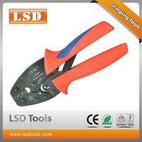 L-02B new style Crimping pliers,Cable clamp,Can be pressed terminal diameter:0.5~2.5mm2