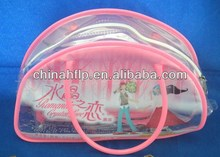 Special high quality pvc clear vinyl bag