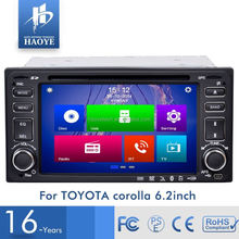 Good Quality Small Order Accept Crown Navigation Dvd For Toyota