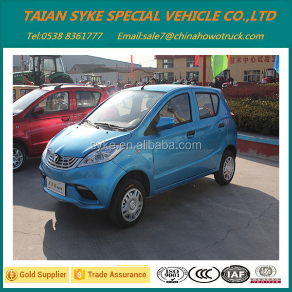 Semi-Automatic New Condition electric car for disabled