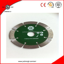 silent sintered diamond disc dado saw blades 350mm for marble cutting