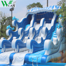 Park Amusement High Quality Inflatable Water Slide Jumbo Water Slide Inflatable With Good Price