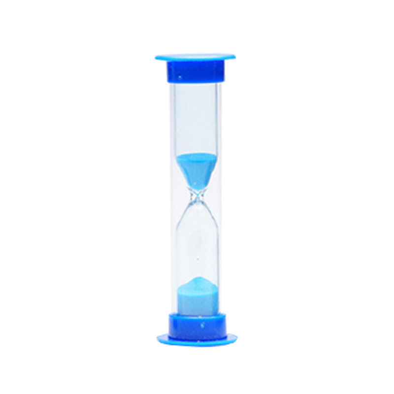 Creative Decoration safety children brushing mini drop small hourglass sand timers