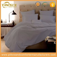 Luxuriously 100% Egyptian cotton European standard hotel living linen,hotel bedding sets for home for luxury SHERATON Hotel