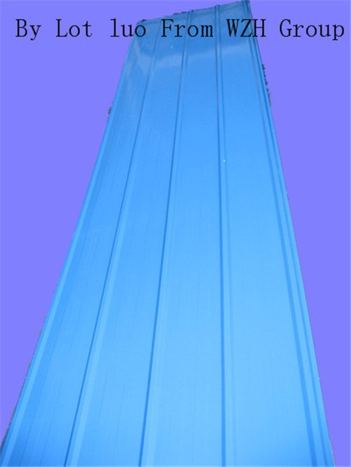 prepainted galvanised steel sheet/colour roofing sheet